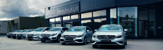 Mercedes-Benz Certified: Voitures de direction et occasions récentes de Mercedes-Benz